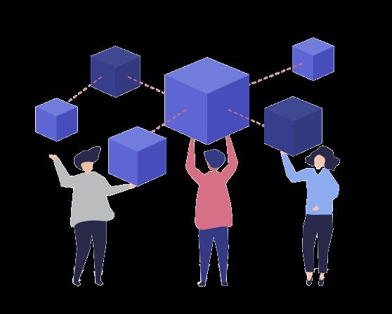 Folk holder blockchain
