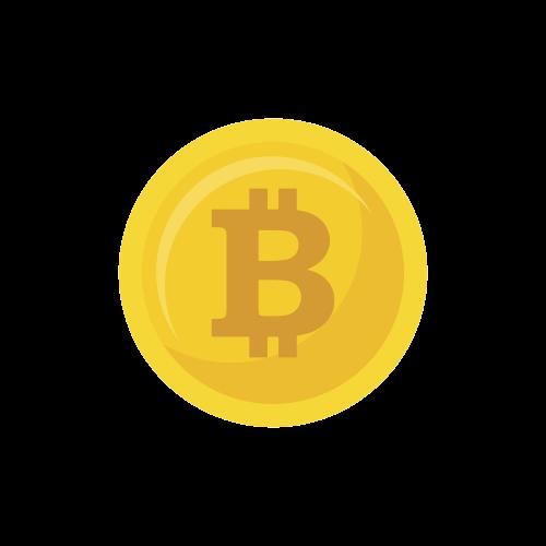 Billede af bitcoin
